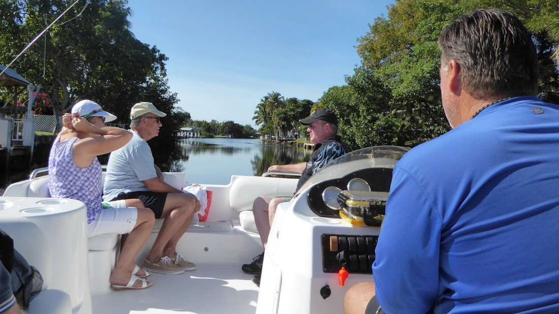 Naples Motorcoach Resort & Boat Club