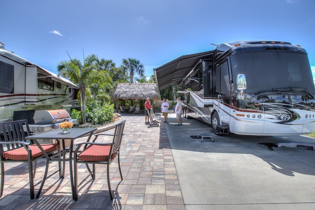 Naples Motorcoach Resort & Boat Club
