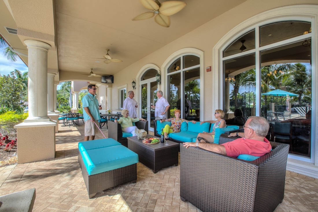 Snowbirds Find Paradise At Naples Motorcoach Resort & Boat Club