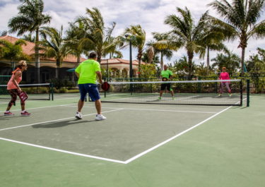 Come Enjoy A Game Of Pickleball In Naples