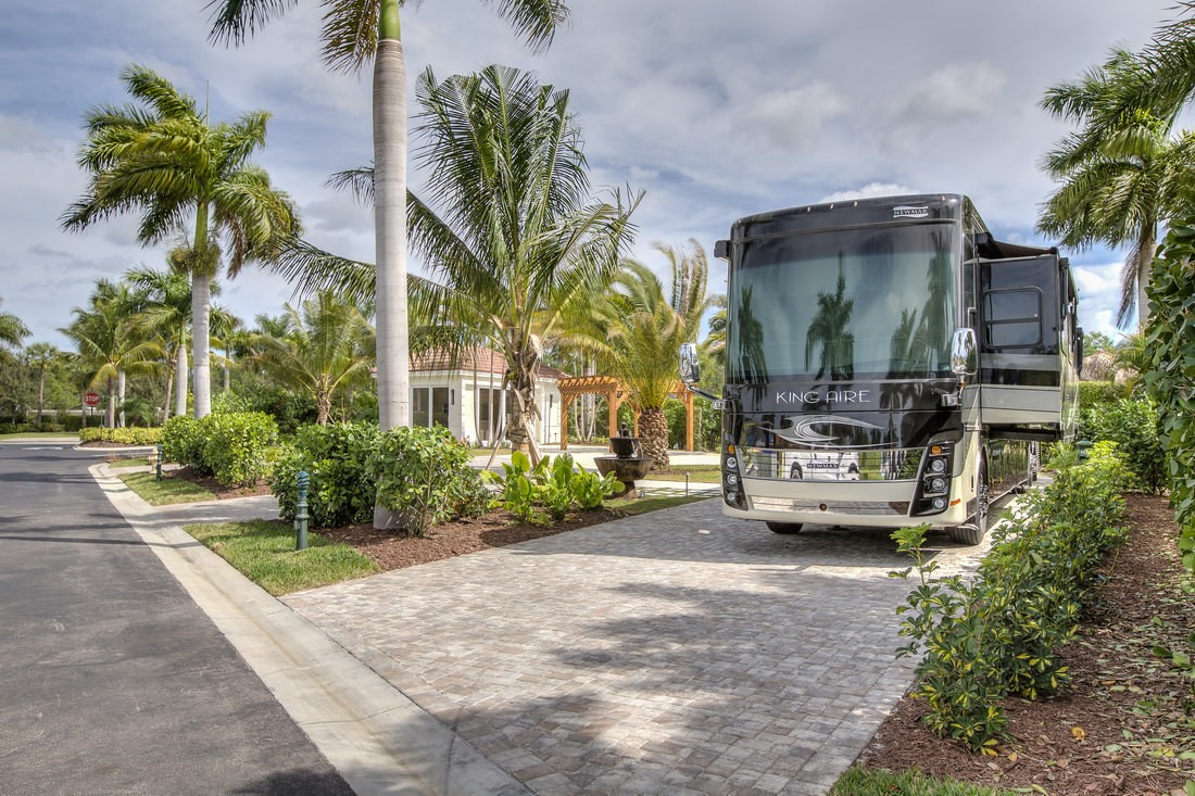 View Our Florida Rv Lots For Sale At Naples Motorcoach Resort