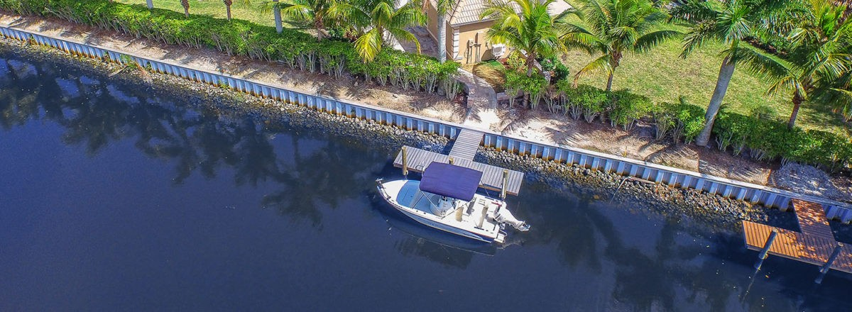 Canal Access at Naples Motorcoach Resort & Boat Club