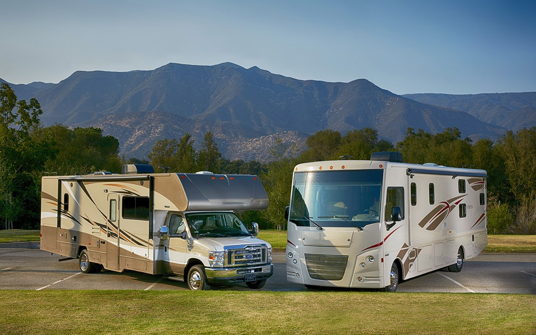 RV Trends: Sales Soar & Enhancements Plentiful