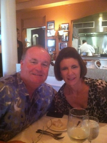 Dana and Robin Salkheld owners at Naples Motorcoach