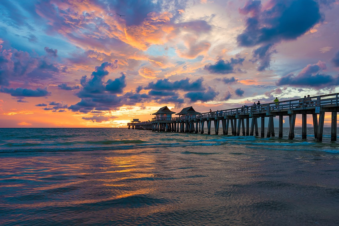 Beautiful Naples Florida